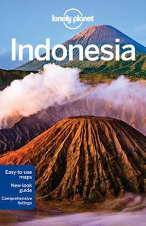 Bog, paperback Lonely Planet Indonesia af Lonely Planet