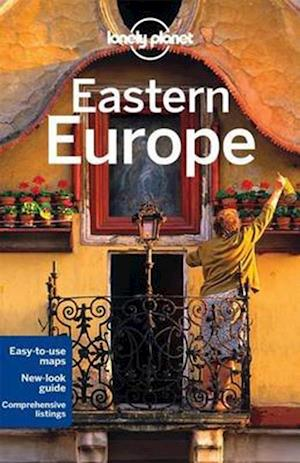 Bog, paperback Lonely Planet Eastern Europe af Lonely Planet