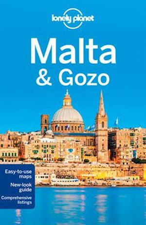 Bog, paperback Lonely Planet Malta & Gozo af Lonely Planet