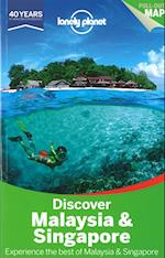 Lonely Planet Discover Malaysia & Singapore [With Map] (Lonely Planet Discover Malaysia Singapore)