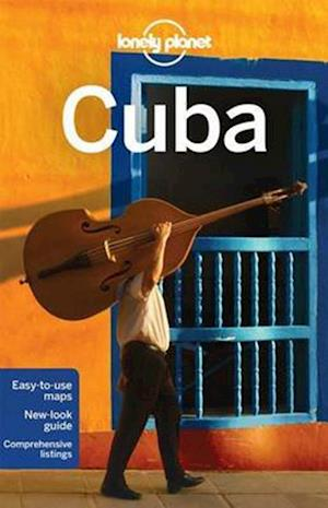 Bog, paperback Lonely Planet Cuba af Lonely Planet