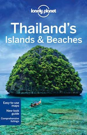 Bog, paperback Lonely Planet Thailand's Islands & Beaches af Lonely Planet