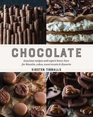Bog, hardback Chocolate af Kirsten Tibballs