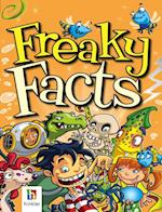 Freaky Facts af HINKLER BOOKS