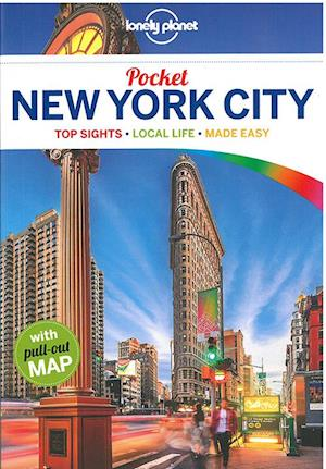 6th Edition Lonely Planet Pocket New York City 6th Ed.