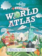 Amazing World Atlas (Lonely Planet Kids)