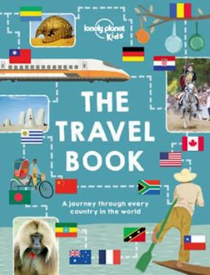 Bog, hardback The Travel Book af Lonely Planet Kids