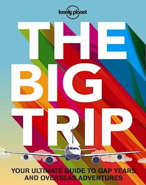 Bog, paperback The Big Trip af Lonely Planet