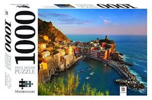 Vernazza, Italy - 1000 Piece Jigsaw