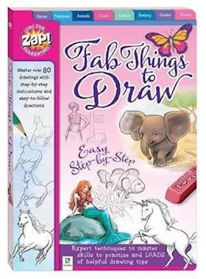 Zap! Fab Things to Draw