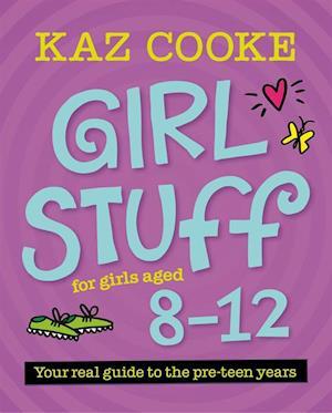 Girl Stuff 8 12 af Kaz Cooke
