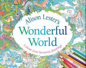 Bog, paperback Alison Lester's Wonderful World af Alison Lester