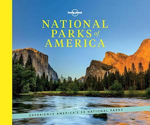 National Parks of America, Lonely Planet (1st ed. Apr. 16)