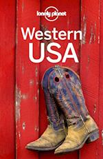 Lonely Planet Western USA af Sara Benson