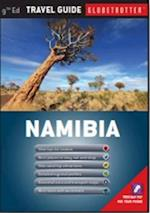 Namibia Travel Pack (Globetrotter Travel Map)