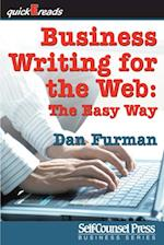 Business Writing for the Web af Dan Furman