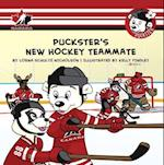 Puckster's New Hockey Teammate (Puckster)