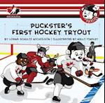 Puckster's First Hockey Tryout (Puckster)