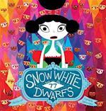 Snow White and the 77 Dwarfs af Davide Calì