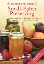 Complete Book of Small-Batch Preserving af Margaret Howard