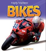 Bikes (Mighty Machines Paperback)