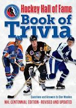 Hockey Hall of Fame Book of Trivia (Hockey Hall of Fame)