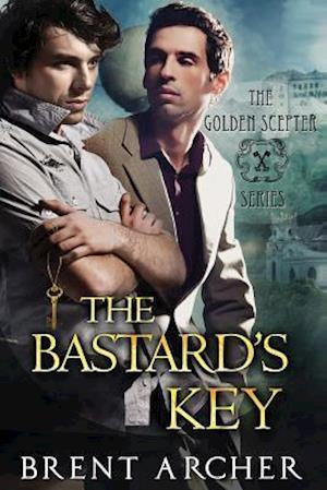 Bog, paperback The Bastard's Key af Brent Archer