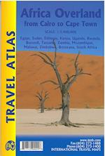 Africa Overland: Cairo to Cape Town Travel Atlas (International Travel Maps)