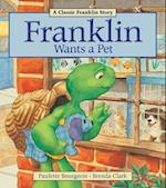 Franklin Wants a Pet