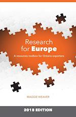 Research for Europe: A resources toolbox for Ontario exporters