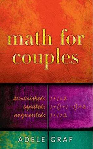 Bog, paperback Math for Couples af Adele Graf