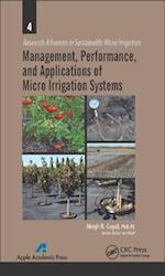 Management, Performance, and Applications of Micro Irrigation Systems af Megh R. Goyal