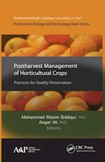Postharvest Management of Horticultural Crops (Postharvest Biology and Technology)