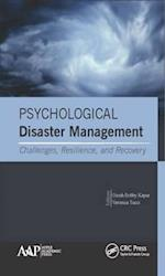 Psychological Disaster Management