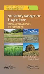 Soil Salinity Management in Agriculture (Innovations in Agricultural Biological Engineering, nr. 9)