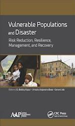 Vulnerable Populations and Disaster