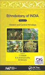Ethnobotany of India, Volume 4 (Ethnobotany of India)
