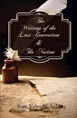 The Writings of the Last Generation & The Nation