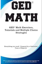 GED Math: Math Exercises, Tutorials and Multiple Choice Strategies