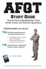 AFQT Study Guide: Armed Forces Qualification Test Study Guide and Practice Questions