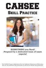 CAHSEE Skill Practice : California High School Exit Exam Practice Test Questions