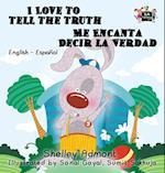 I Love to Tell the Truth Me Encanta Decir La Verdad af Shelley Admont, S. a. Publishing