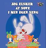 Jeg Elsker at Sove I Min Egen Seng (Danish Bedtime Collection)