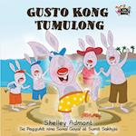 Gusto Kong Tumulong (Tagalog Bedtime Collection)
