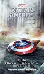 The Never-Ending Battle (Marvel: Captain America)