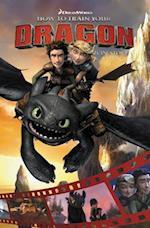 Dreamworks How to Train Your Dragon Cinestory Comic