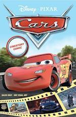 Disney Pixar Cars Cinestory Comic