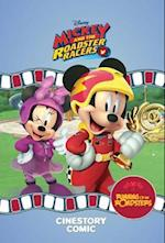 Running of the Roadster (Disney Mickey and the Roadster Racers)
