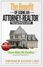 The Benefit of Using an Attorney-Realtor af Hope Ries