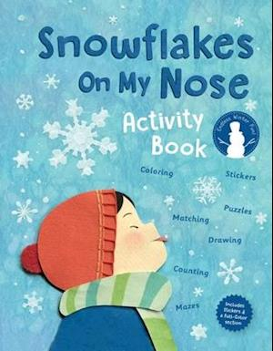Snowflakes On My Nose Activity Book